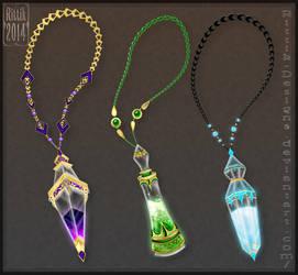Elite potions 2 (CLOSED) by Rittik-Designs