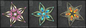 Flower gems adopts 1 (CLOSED)