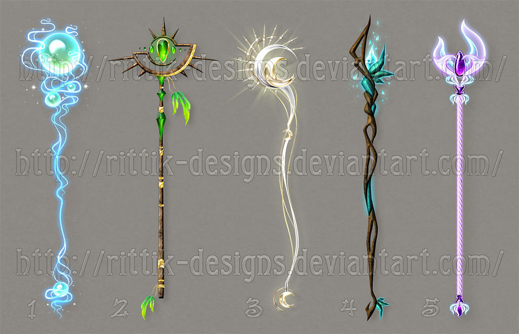 Staff adopts 34 closed by rittik designs on deviantart - Coole wanddesigns ...