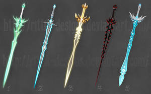 Swords adopts 3 (CLOSED)