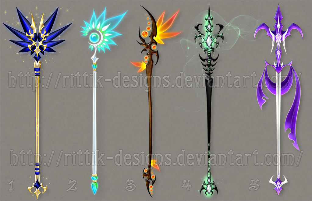 Staff adopts 36 closed by rittik designs on deviantart - Coole wanddesigns ...