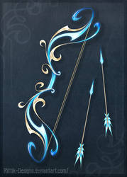 Sacred Bow (CLOSED) by Rittik-Designs