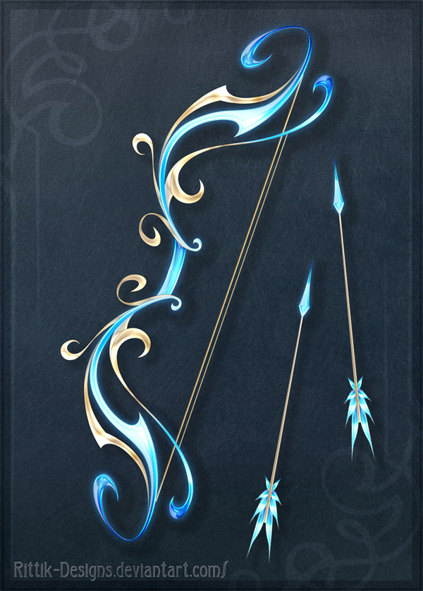 Sacred Bow (CLOSED) by Rittik-Designs on DeviantArt