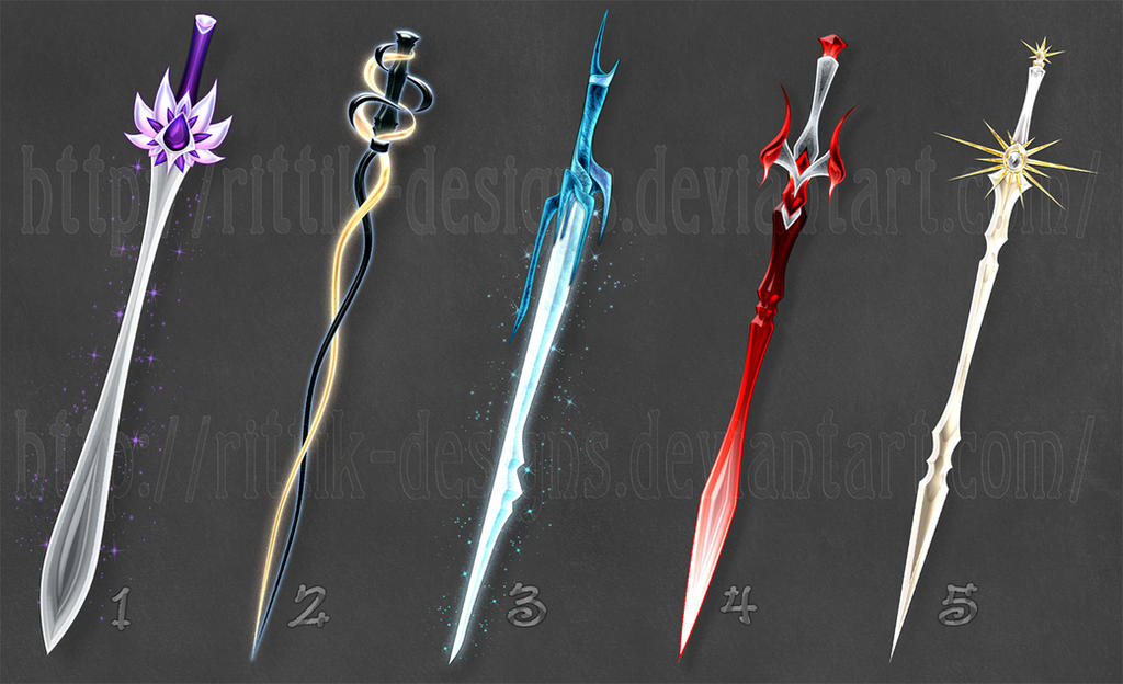 Swords Adopts 5 Closed By Rittik Designs On Deviantart border=