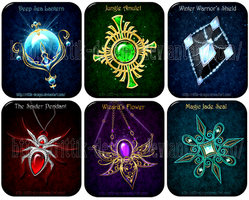 Magic items adopts 10 (CLOSED)