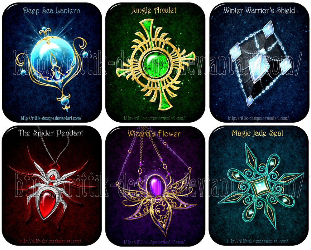 Magic items adopts 10 (CLOSED) by Rittik-Designs on DeviantArt