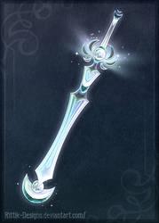 Moon Sword (CLOSED) by Rittik-Designs