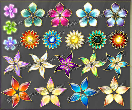 Flowers 1 (downloadable stock)