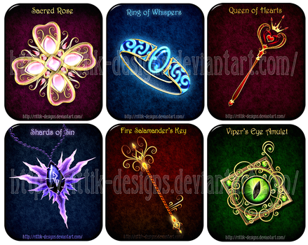 Magic items adopts 11 (CLOSED)