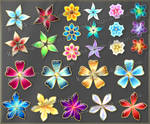Flowers 2 (downloadable stock)