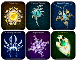 Magic items adopts 12 (CLOSED)