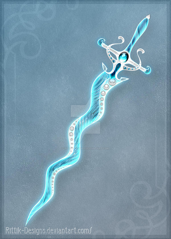 Elemental swords - Water (CLOSED) by Rittik-Designs on ...