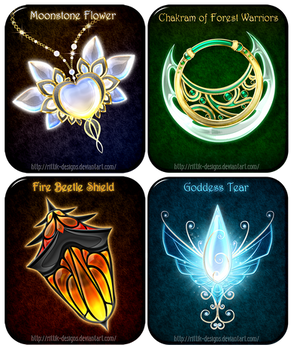 Magic items adopts 14 (CLOSED)