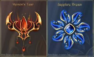Magic items adopts 15 (CLOSED) by Rittik-Designs