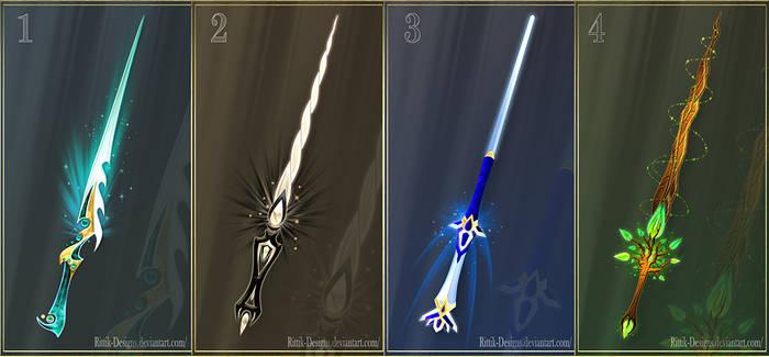 Wand adopts 5 (CLOSED)