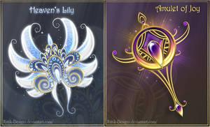 Magic items adopts 16 (CLOSED) by Rittik-Designs