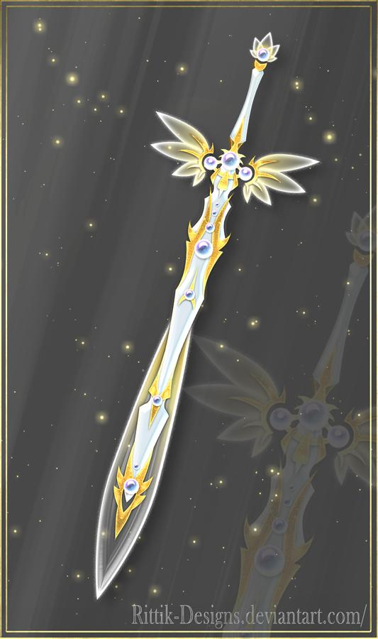Holy Blade (CLOSED) by Rittik-Designs