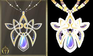 Magic amulet (free stock) by Rittik-Designs