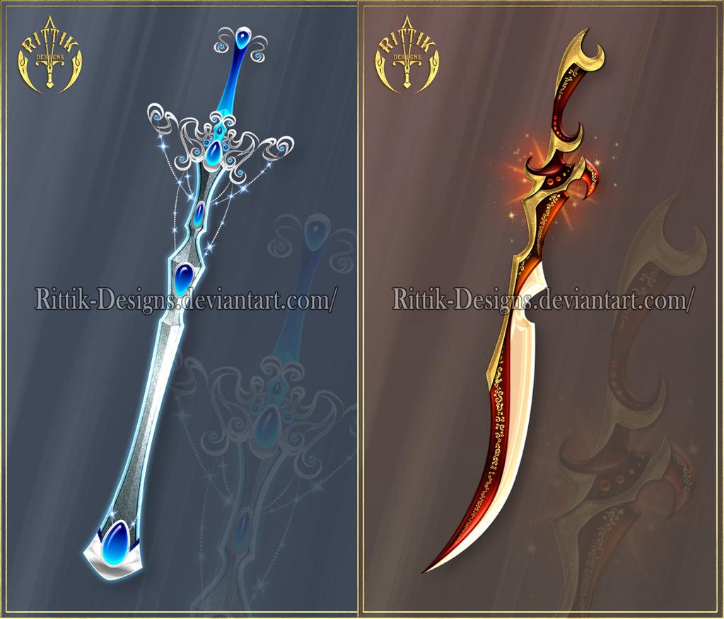 Swords adopts 17 (CLOSED) by Rittik-Designs on DeviantArt