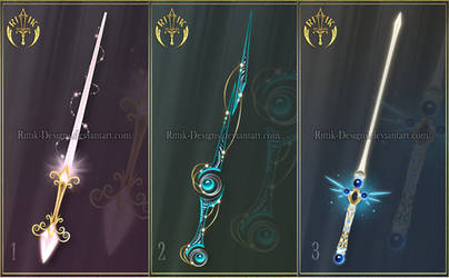 Wand adopts 9 (CLOSED) by Rittik-Designs
