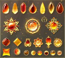 Gems 8 - Colours of Autumn (downloadable stock)
