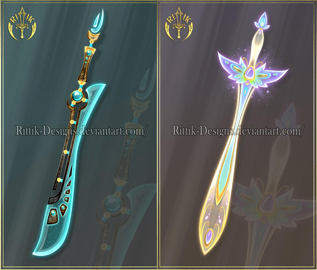 Swords adopts 20 (CLOSED) by Rittik-Designs on DeviantArt