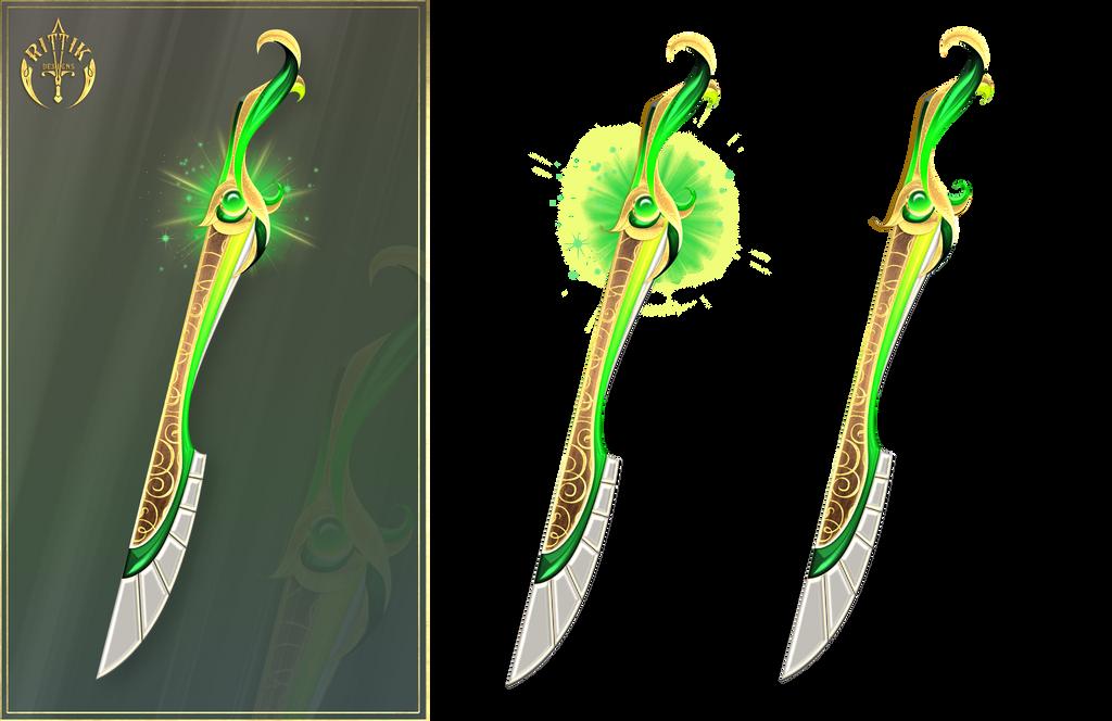 Design Your Sword Online