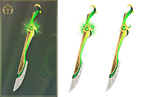 Green Sword (free stock)