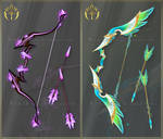 (CLOSED) Bows adopts 8