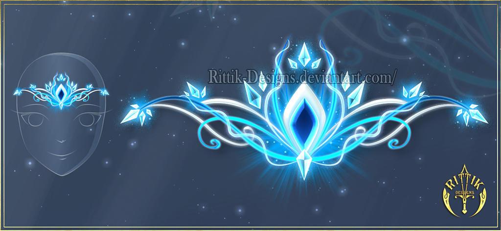 (CLOSED) Snow Queen set - 4 by Rittik-Designs