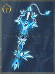 (CLOSED) Snow Queen set - 5 Auction by Rittik-Designs