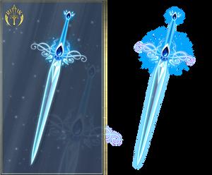 Snow Queen set - 6 (free stock)