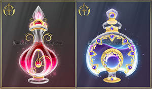 (CLOSED) Potions adopts 6 by Rittik-Designs