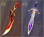 (CLOSED) Daggers adopts 4