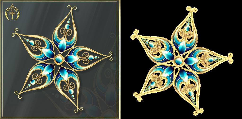 Flower (free stock) by Rittik-Designs