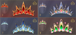 (CLOSED) Diadems adopts 16