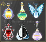 (CLOSED) Potion set 9