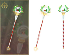 Christmas Staff (free stock)