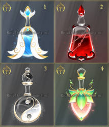 (CLOSED) Potions adopts 22