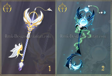 (CLOSED) Keyblades adopts 6