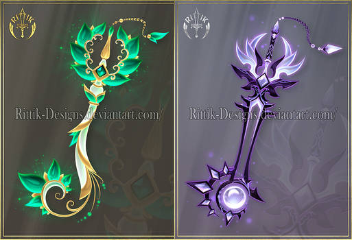 (CLOSED) Keyblades adopts 7