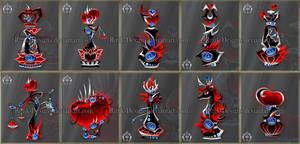 Zodiac Chess set (Libra)