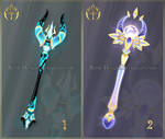 (CLOSED) Scepters adopts 6