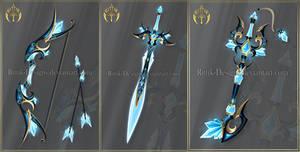 (CLOSED) Crystal Core set