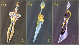 (CLOSED) Daggers adopts 6