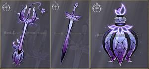 (CLOSED) Twilight Lantern set