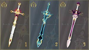 (CLOSED) Swords adopts 67