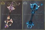 (CLOSED) Keyblades adopts 10