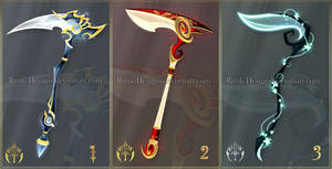 (CLOSED) Scythes adopts