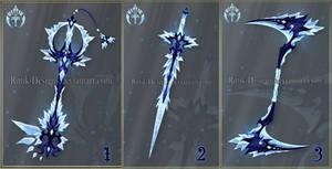 (CLOSED) Dark Ice set